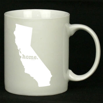 The California Home Art For Ceramic Mugs Coffee *
