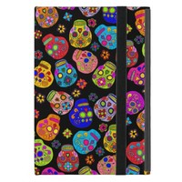 Customizable Sugar Skulls Cover For iPad Mini