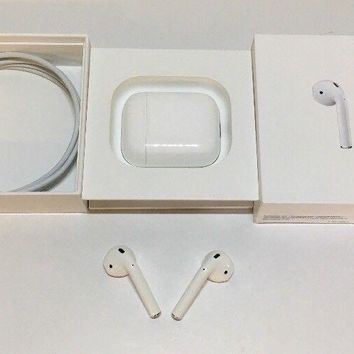 APPLE AirPods Wireless Bluetooth In-ear Headphones - White