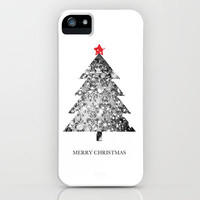 Merry Christmas iPhone Case by Zach Terrell | Society6