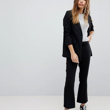Pull&Bear Tailored Blazer at asos.com