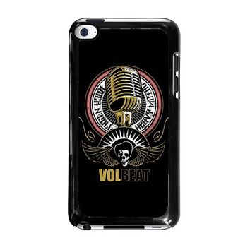 VOLBEAT HEAVY METAL iPod Touch 4 Case Cover