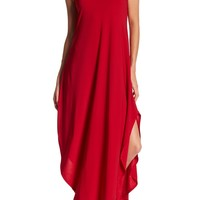 JUST FOR WRAPS | Ity Halter Maxi Dress | Nordstrom Rack