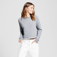 Women's Cropped Crew Sweatshirt - Mossimo Supply Co.™
