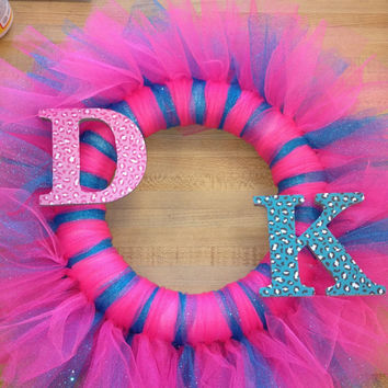 Tulle Wreath - Custom