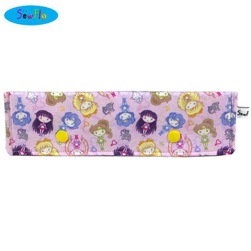 NEW! DPN Case-Sailor Moon Knitting Notions-Manga Double Pointed Needles Holder-Anime Needles Case