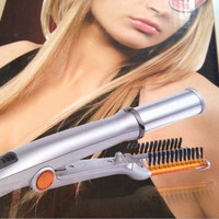 Multi-function Professional Hair Beauty Set Hair Styler And Hair Straightene  = 4849859652