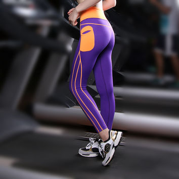 Fitness Leggings Side Pocket