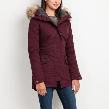 Urban Parka | Women's Jackets Coats | Roots