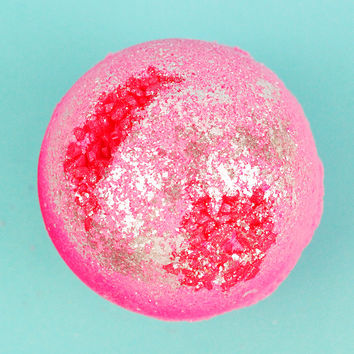 Astronaut Candy Bath Bomb (Pink Candy)