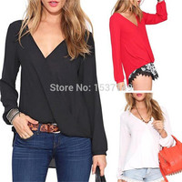 Chiffon Shirt Women Blouse