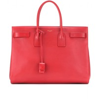 mytheresa.com -  Sac De Jour leather tote  - Luxury Fashion for Women / Designer clothing, shoes, bags