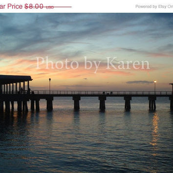 PRICE REDUCED CIJ September Sunset 5 x 7 Original Photograph, other sizes available