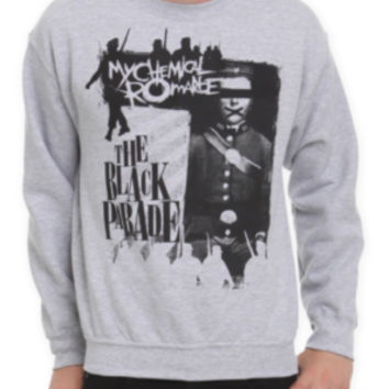 My Chemical Romance The Black Parade Crew Pullover