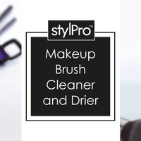StylPro Makeup Brush Cleaner and Drier
