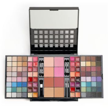 ELLE Cosmetics Ultimate Palette Showcase Makeup Gift Set