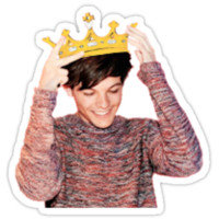 Louis Tomlinson Sticker