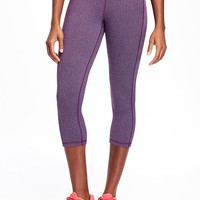 Go-Dry Compression Crops for Women | Old Navy