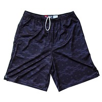 Tribal Lacrosse Black Shorts