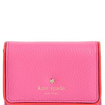 kate spade new york 'cobble hill - tavy' wallet | Nordstrom