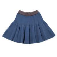 Anais & I - Skirt REBECCA in blue - FINAL SALE