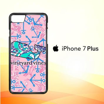Lilly Pulitzer Vineyard Vines E1375 iPhone 7 Plus Case