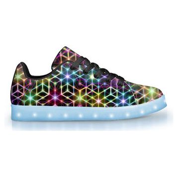 2CB by Sam and Cate Farrand - APP Controlled Low Top LED Shoe