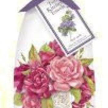 Roses T850 Set of 2 Cotton Tea Towels