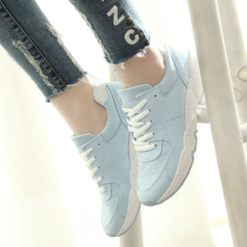 2016 womens casual sports canvas shoes sneakers