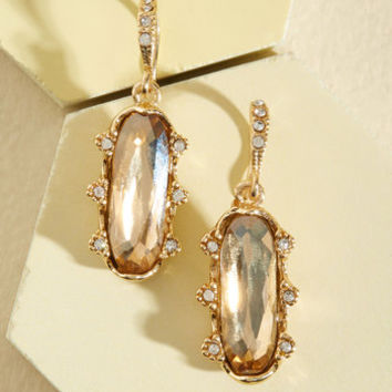 Upscale and Running Earrings