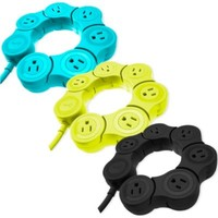 Quirky Pivot Power Strip