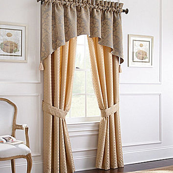 Reba Chantelle Window Treatments - Drapery Panel Pair