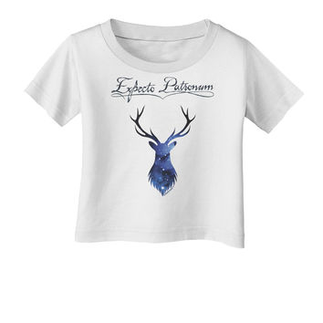 Expecto Patronum Space Stag Infant T-Shirt