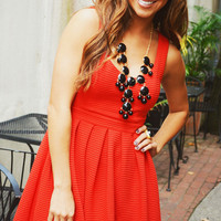 Your New Favorite Little Red Dress | Hope's
