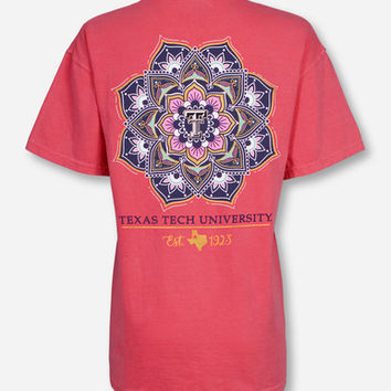 "Texas Tech Red Raiders ""Mandala"" T-Shirt"