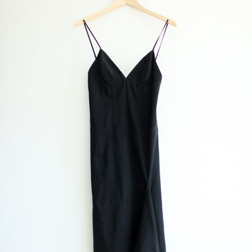 Super Sexy Spaghetti Strap Narciso Rodriguez Dress (Robert Rodriguez)