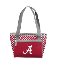 Alabama Crimson Tide NCAA 16 Can Cooler Tote