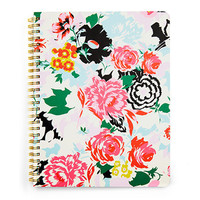 ban.do ROUGH DRAFT MINI NOTEBOOK - FLORABUNDA