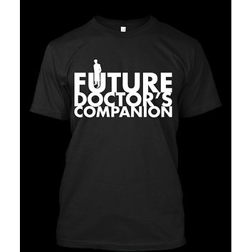 Doctor Who - Future Companion - Men Short Sleeve T Shirt - SSID2016