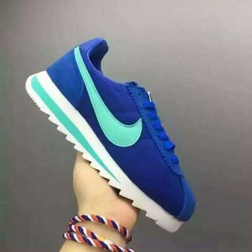 VONE05 NIKE' Fashionable Personality Casual Blue Sneakers Elevator Shoes