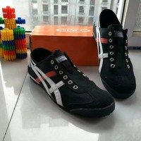 """""""Onitsuka Tiger"""" All-match Fashion Casual Unisex Sneakers Couple Running Shoes"""