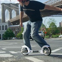 Skatecycle @ Sharper Image