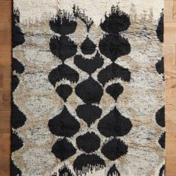 Pebbled Pond Rug by Anthropologie