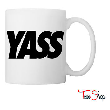 Yass Coffee & Tea Mug