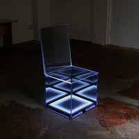 Affinity Chair - Ben Alun-Jones