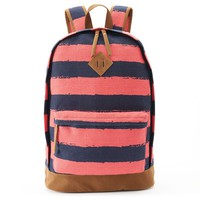 Candie's Tiffany Striped Backpack