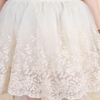 Lace Skirt for Women