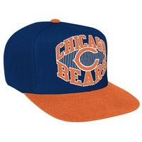 NFL Men's Chicago Bears Snapback Hat (Chicago Bears, One Size Fits All)