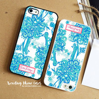 Resort White Back Iit Up-Lilly Pulitzer iPhone Case Cover for iPhone 6 6 Plus 5s 5 5c 4s 4 Case