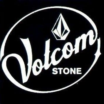 Volcom Stone Vinyl Car Laptop Window Wall Decal